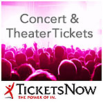 Concert and Theater Tickets